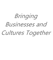Bringing Businesses and Cultures Together